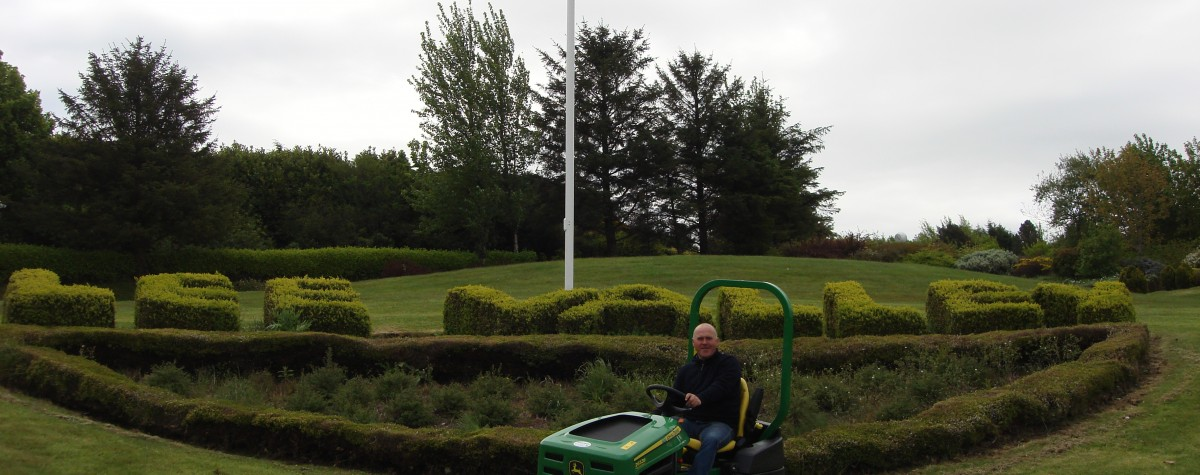 Meet our Head Greenkeeper