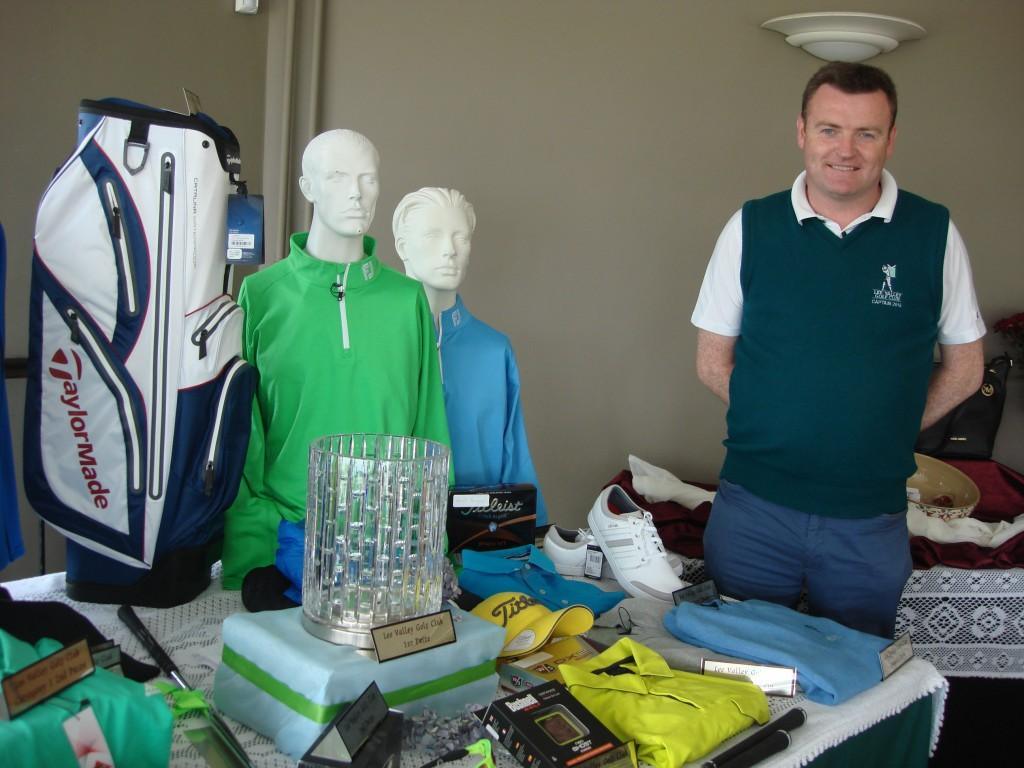 Golf in Cork Pat Mullins