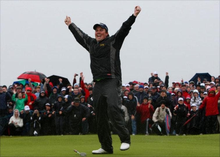 Shane Lowry wins Irish Open