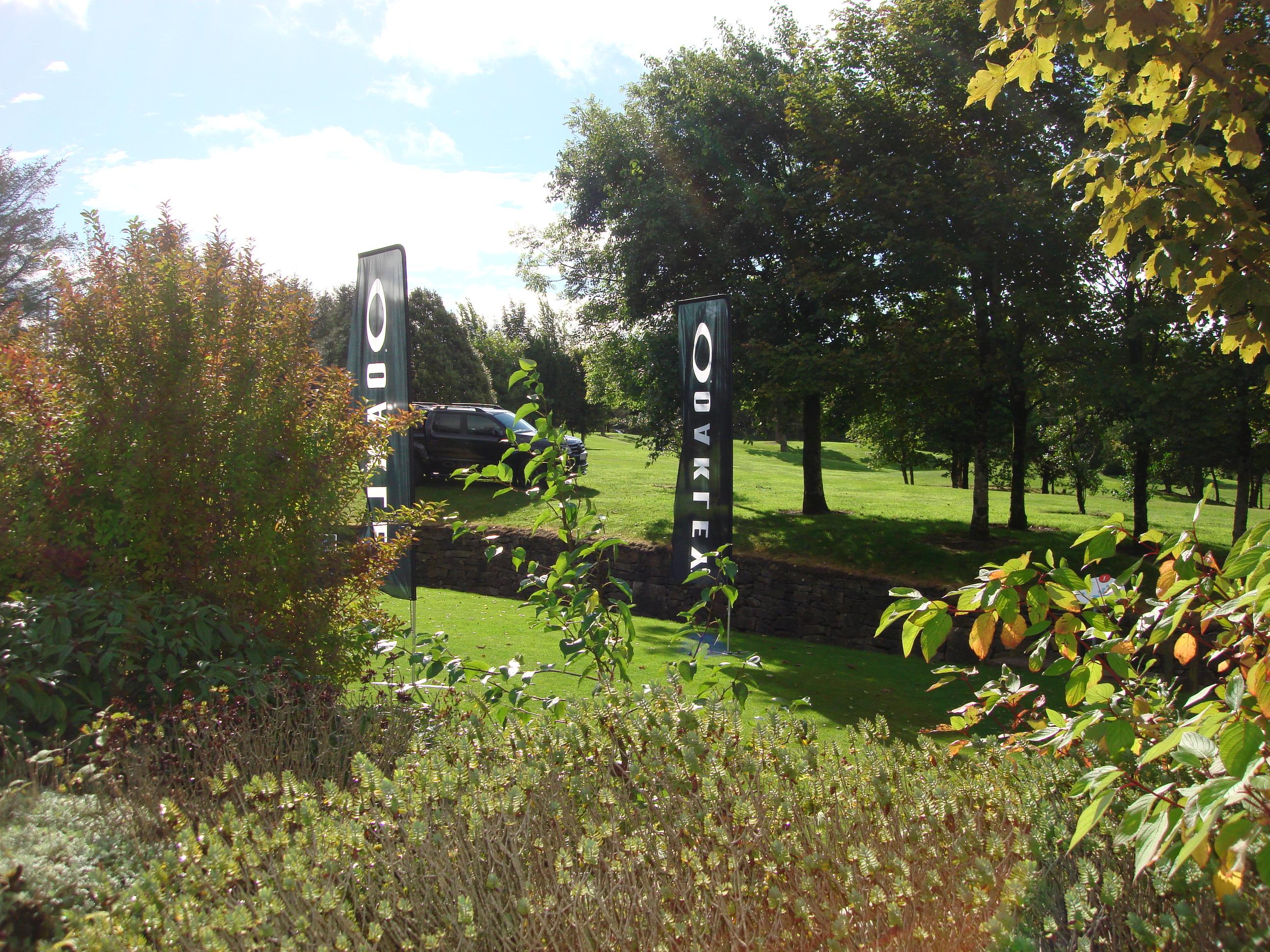 Open Competition in Cork, Oakley Open Singles