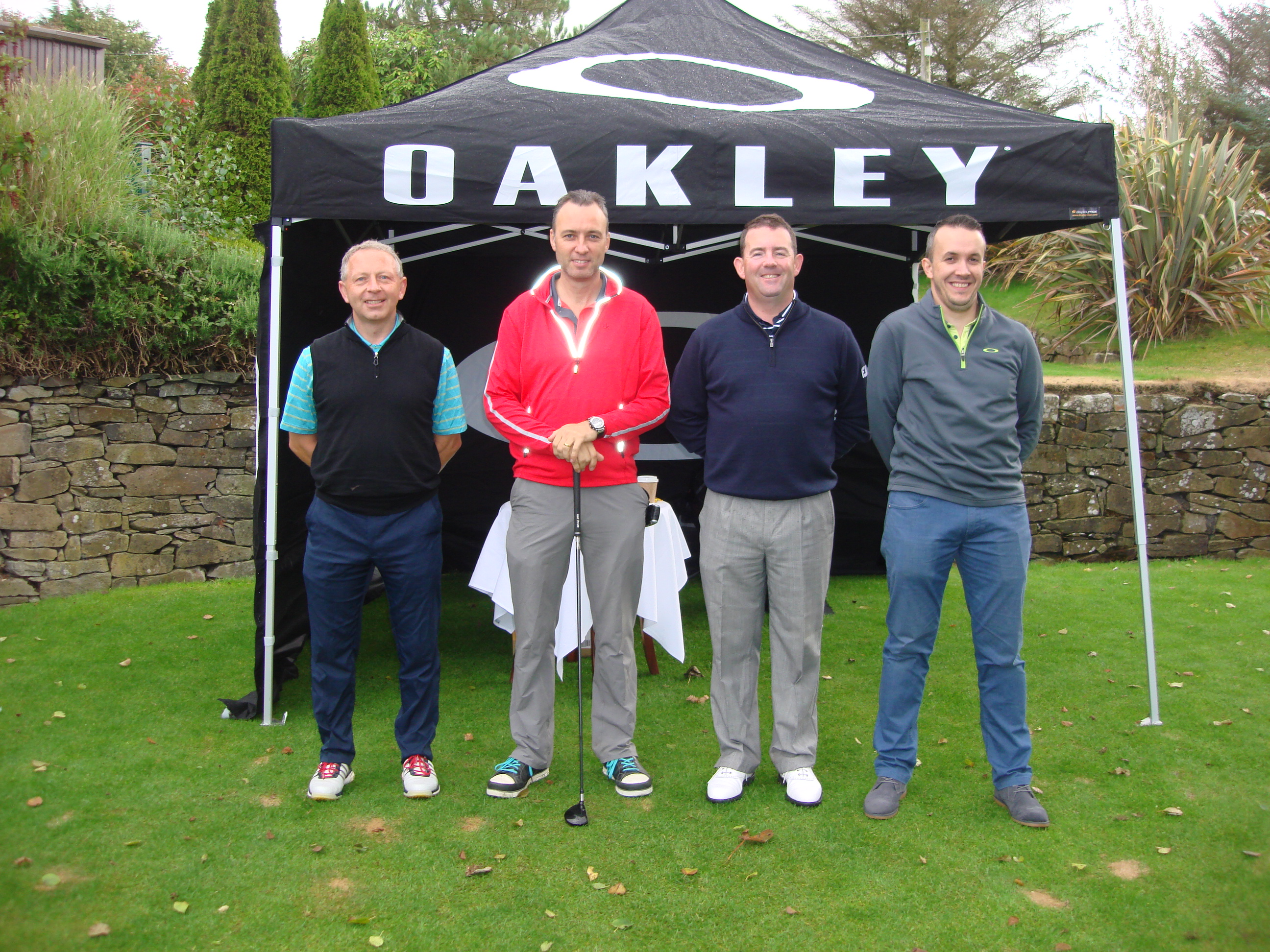 Oakley Open Singles Lee Valley Golf & Country Club