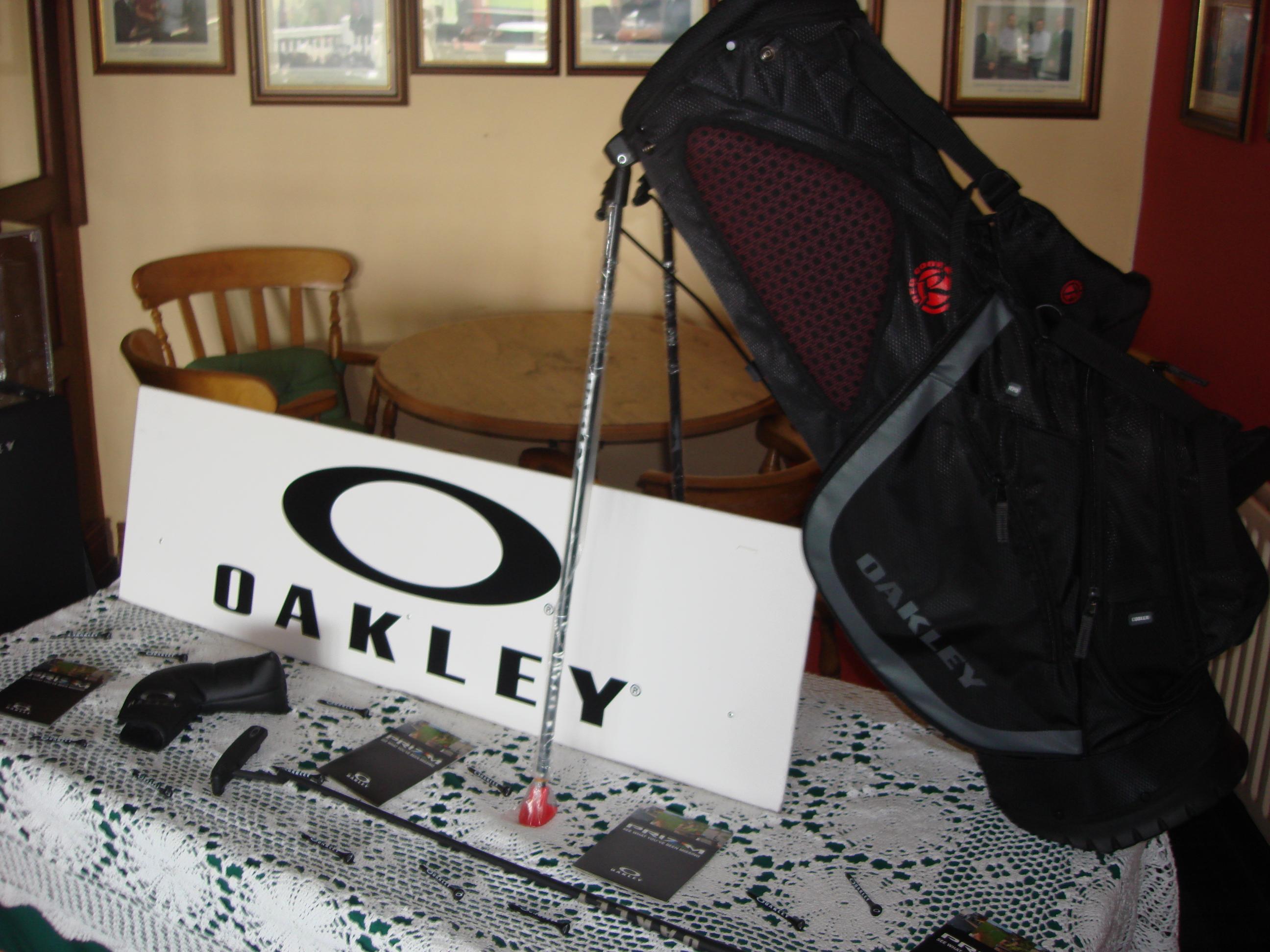 Oakley Open Singles Golf in Cork