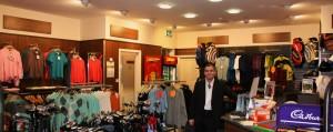 Paul Coleman Pro Shop