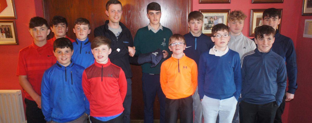 Junior Team Golf Tops