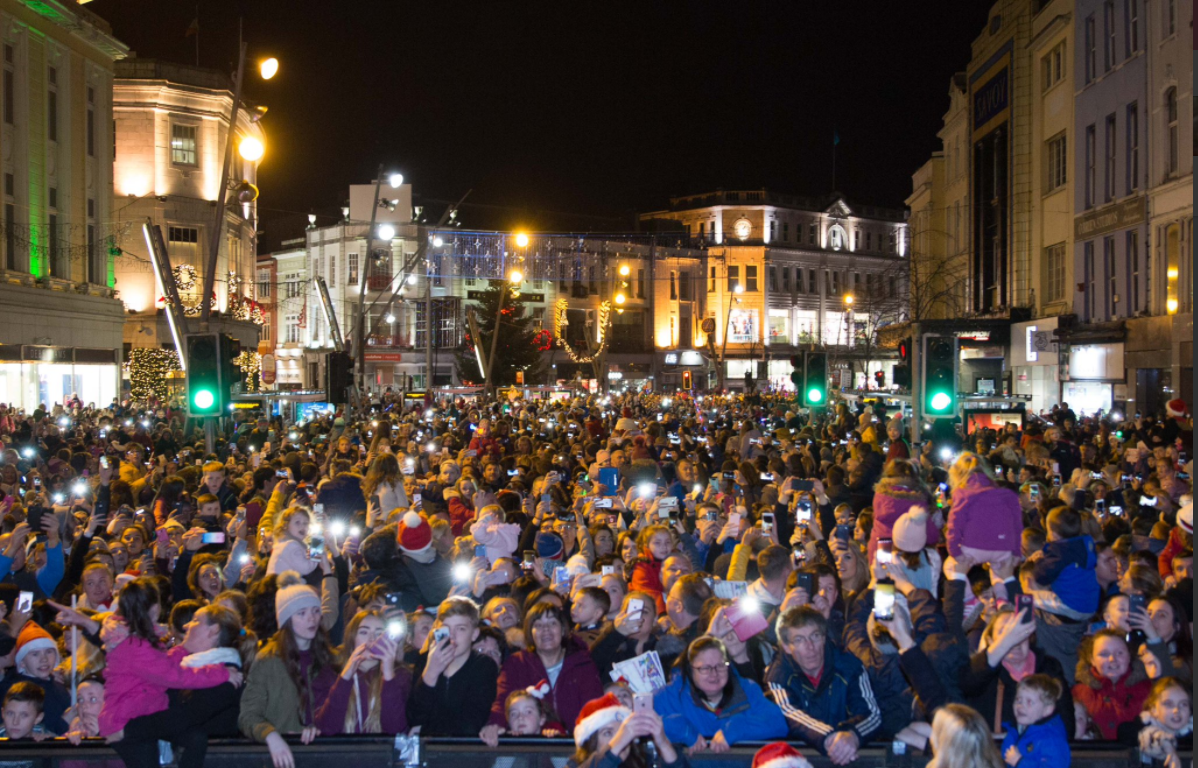 Christmas Party Nights Cork