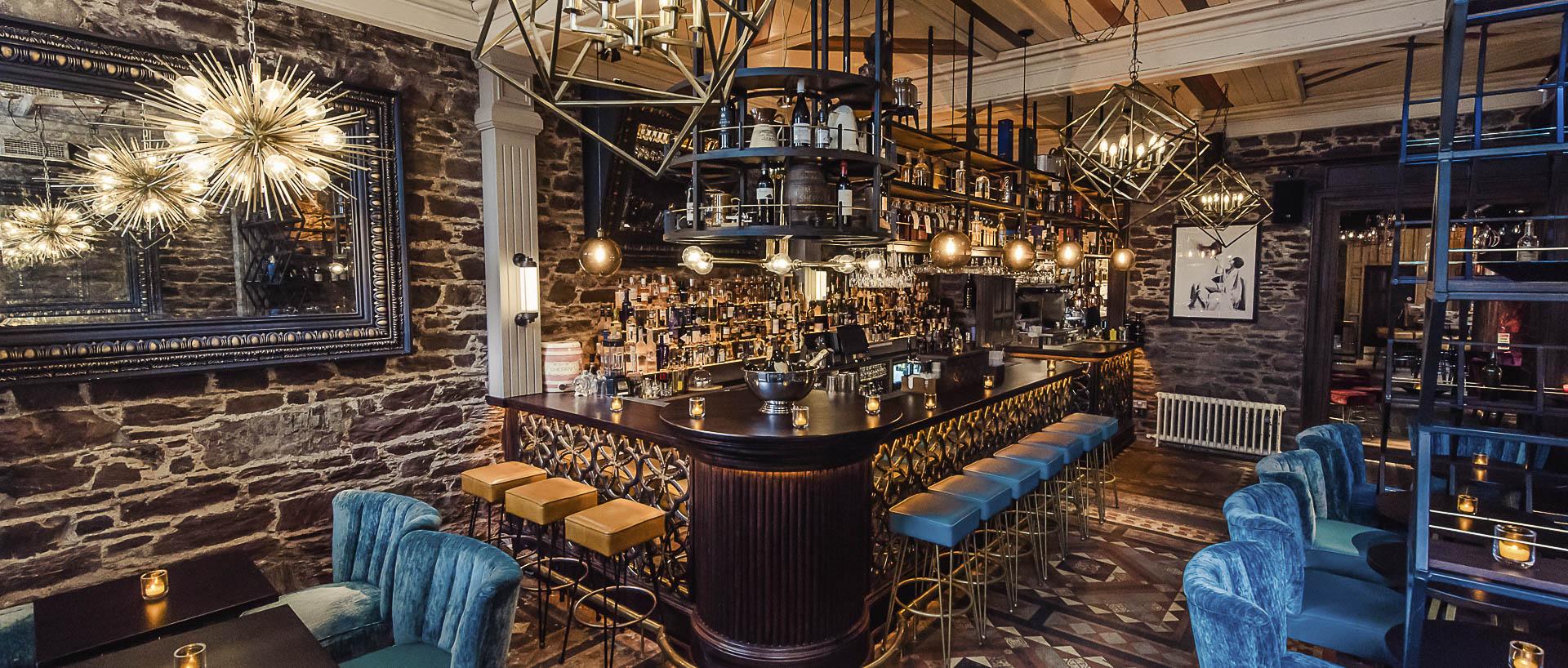 Cocktail bars in Cork