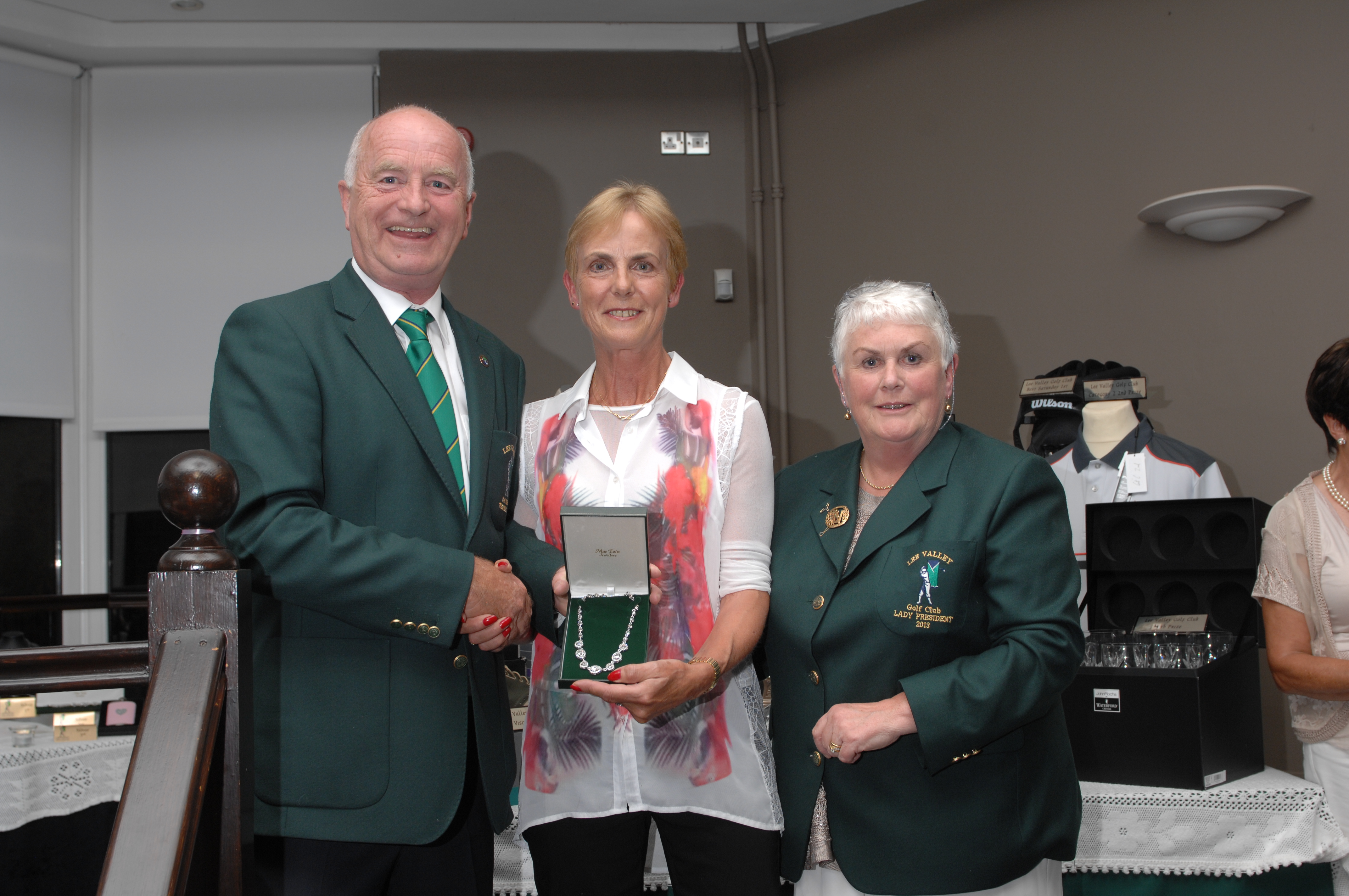 25 years at Lee Valley Golf & Country Club