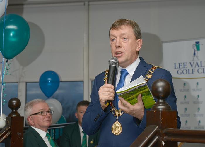 Captain's Drive 2018 Lord Mayor Speech