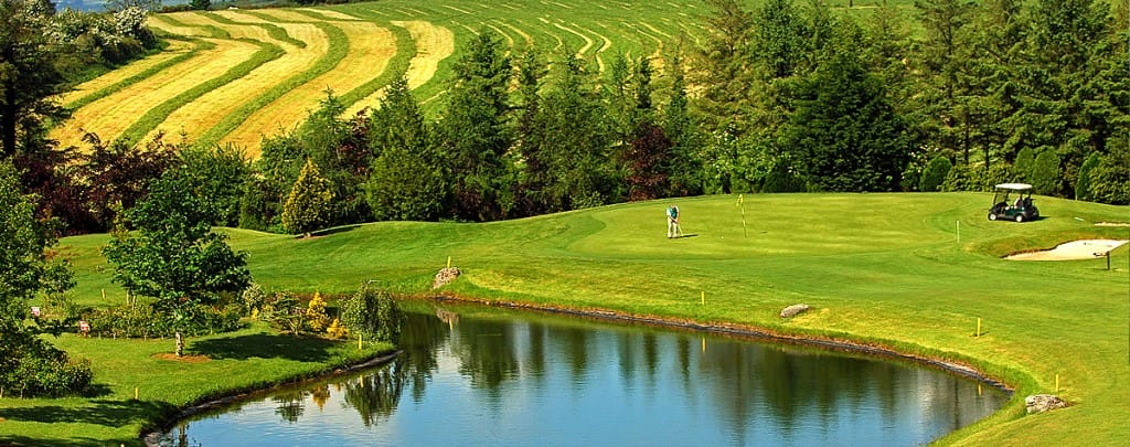 Golf reservations at Lee Valley Golf & Country Club - pond