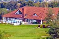 Clubhouse at Lee Valley Golf Club