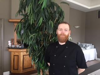 Chef Alan Murphy