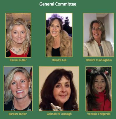 Ladies Committee 2021
